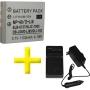 Combo Batería y Cargador FUJIFILM NP-40