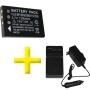 Combo Batería y Cargador FUJIFILM NP-60
