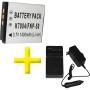 Combo Batería y Cargador FUJIFILM NP-50