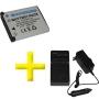 Combo Batería y Cargador FUJIFILM NP-45