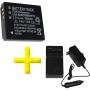 Combo Batería y Cargador FUJIFILM NP-70